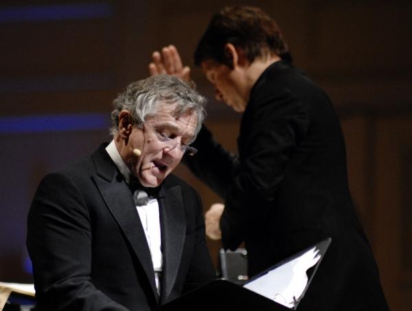 Robert De Niro and Keith Lockhart