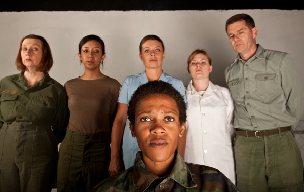 Photo Flash: Beowulf Alley Theatre's A PIECE OF MY HEART