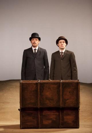 Benjamin Schrader and Stanton Nash