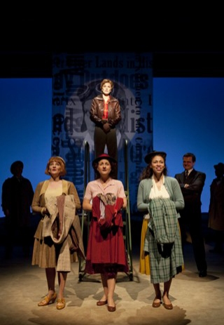 Photo Flash: Cumpsty And Colella Lead TAKE FLIGHT At The McCarter Theatre