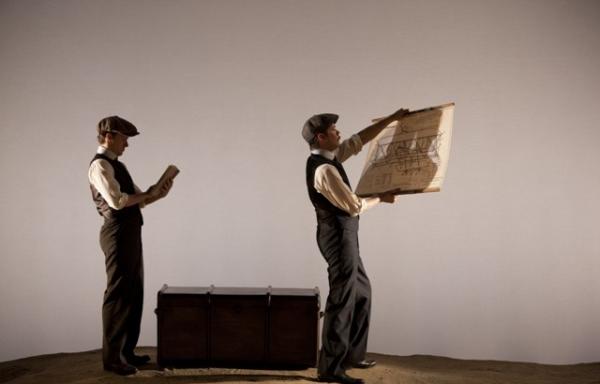 Stanton Nash and Benjamin Schrader