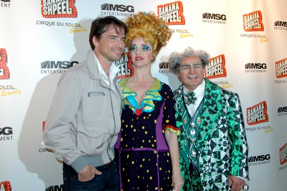Matthew Settle, Shereen Hickman and Danny Rutifliano