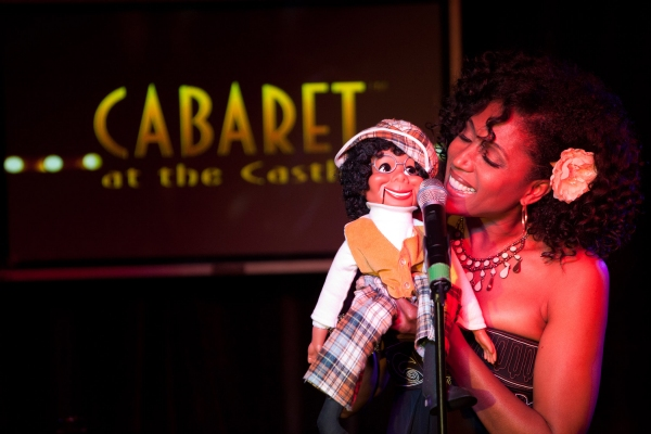 Photo Flash: Nita Whitaker at the Castle