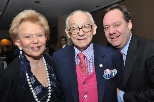 Charlene Nederlander, James M. Nederlander, James L. Nederlander