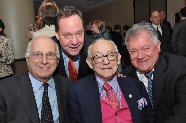 Paul Libin, James M. Nederlander, James L. Nederlander, Bob Wankel