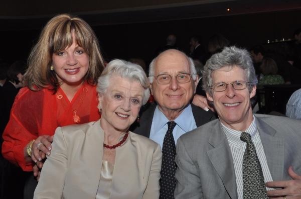 Charlotte St. Martin, Angela Lansbury, Paul Libin, Ted Chapin