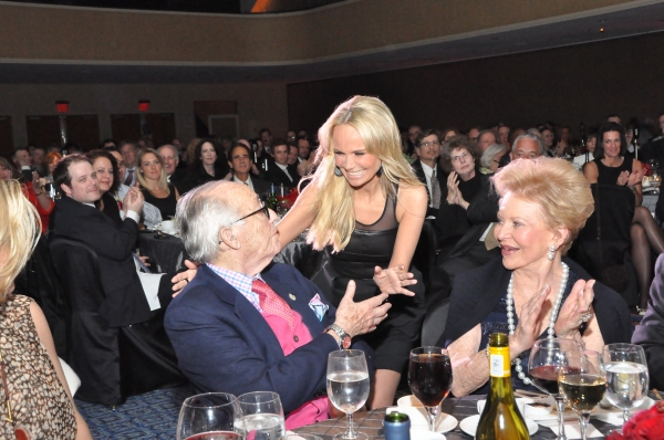 Photo Flash: Nederlander Honored With Schoenfeld Education Award