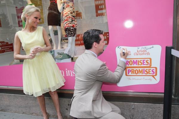 Photos: Lord & Taylor Unveils PROMISES, PROMISES Window Displays