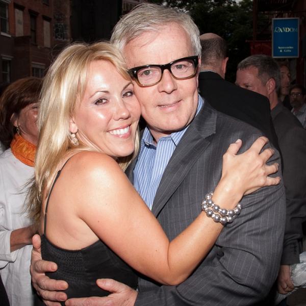 Heather Randall and John Barrett
