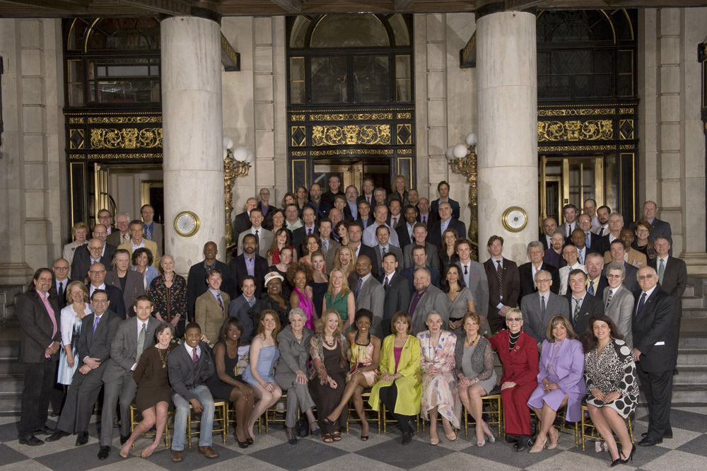 Photo Coverage: The 2010 Tony Class Photo