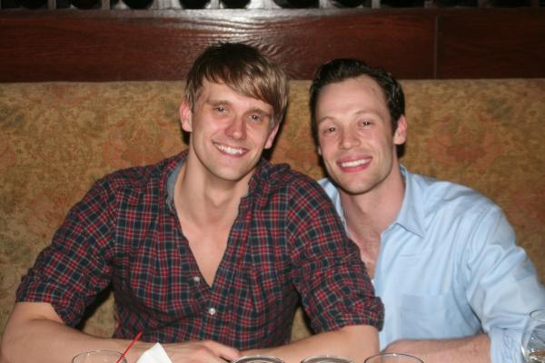 Adam Perry and Ryan Watkinson