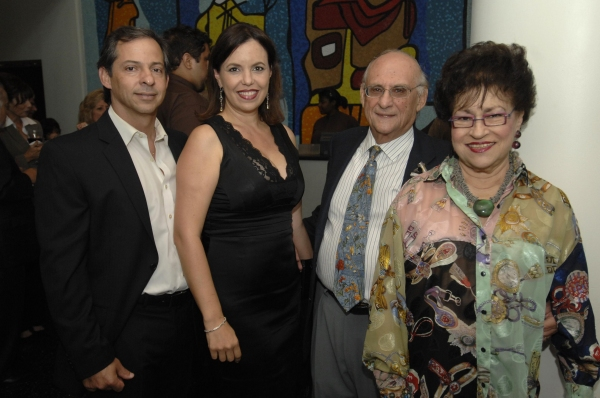 Photo Flash: Students, Parents, Teachers Celebrate Launch of YoungArts Miami