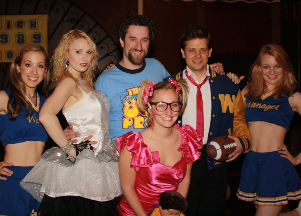 Photo Coverage: Dustin Diamond Joins AWESOME 80s PROM