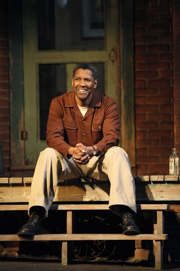 Fences by august wilson why is the fence a metaphor