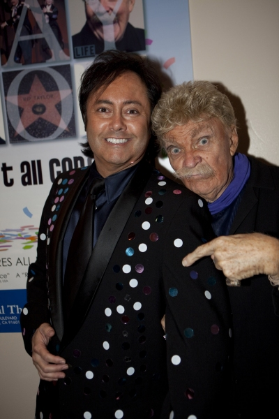 Photo Flash: Opening Night of Rip Taylor's IT AIN'T ALL CONFETTI at El Portal
