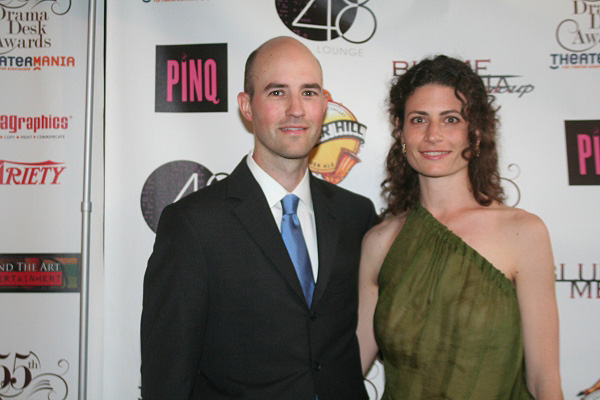 Photo Coverage: 2010 Drama Desk Arrivals - Part 1