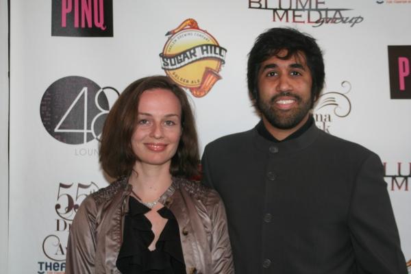 Mary Beth Hurt and Vivek J. Tiwary