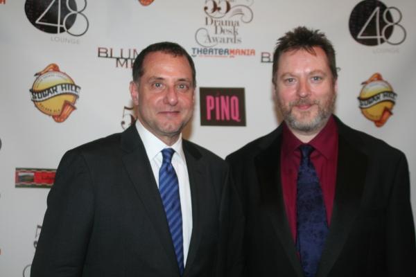 Stuart Oken and Julian Crouch