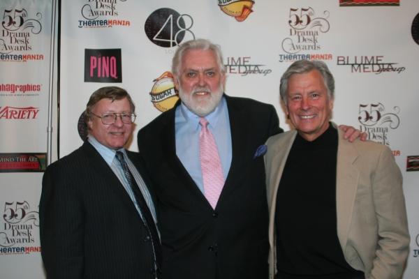Edmund Gaymes, Jim Brochu and Kurt Peterson Photo
