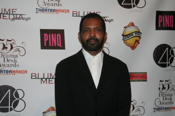 Daryl Waters at 2010 Drama Desk Arrivals Part 2