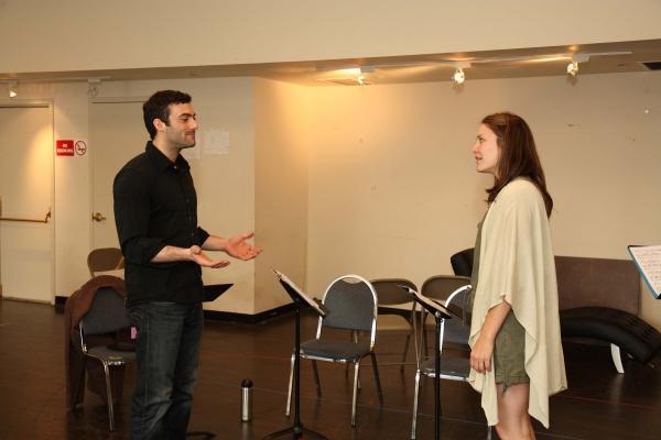 Photo Flash: Bay Street Theater Presents DISSONANCE