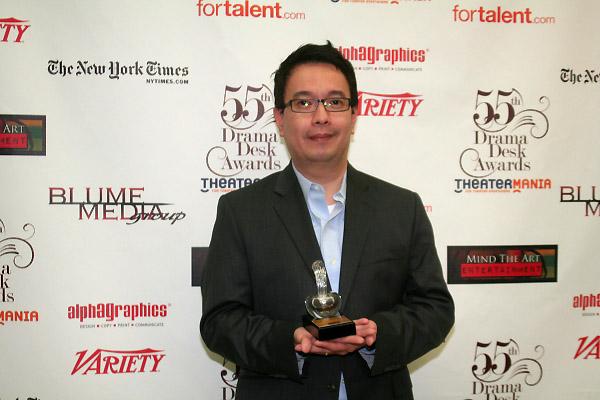 Photo Coverage: 2010 Drama Desk Awards Press Room