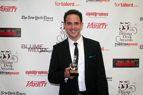 Photo Coverage: 2010 Drama Desk Awards Press Room