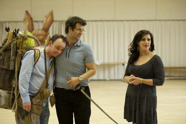 Todd Carty, Marcus Brigstocke, Jodie Prenger