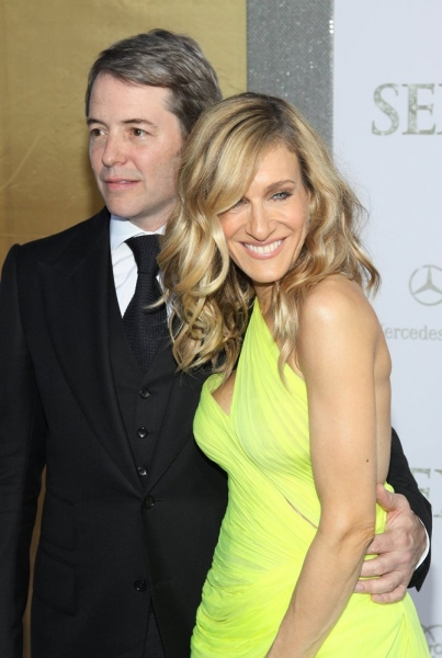 Photo Coverage: Sex and the City 2 Premieres in NYC!