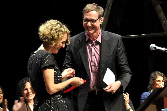 Melissa James Gibson & Mark Brokaw