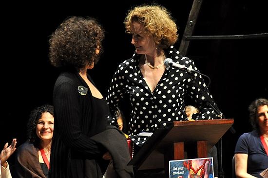 Susan Birkenhead & Lisa Baines