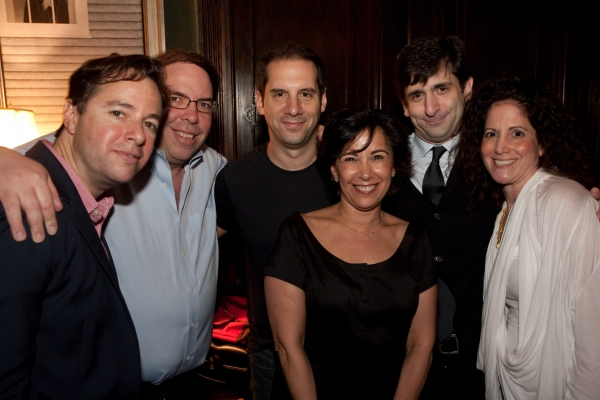 Mark Saks, Seth Herzog, Debra Samuelson, Jonathan Marc Sherman, and Amy Brownstein