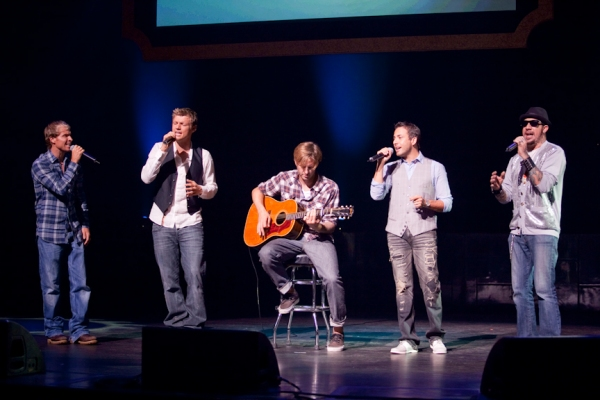 Backstreet Boys at DoSomething Awards