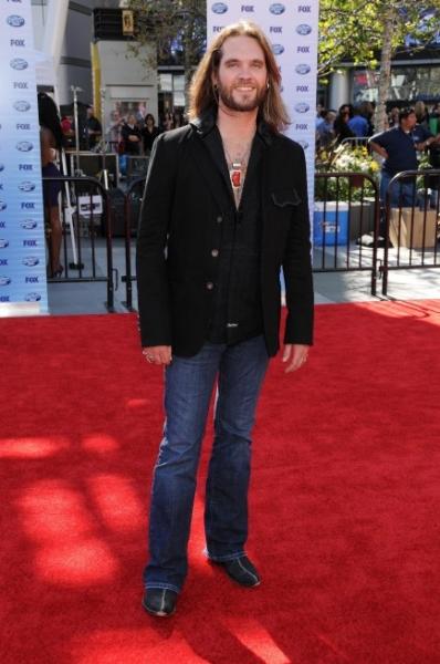 Season four American Idol Bo Bice