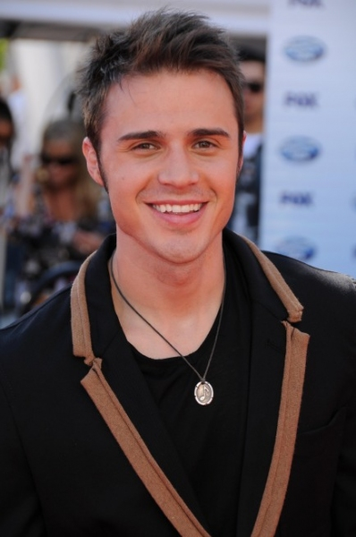 Season eight American Idol Kris Allen