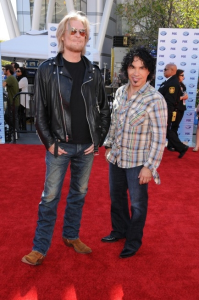 Darryl Hall and John Oates