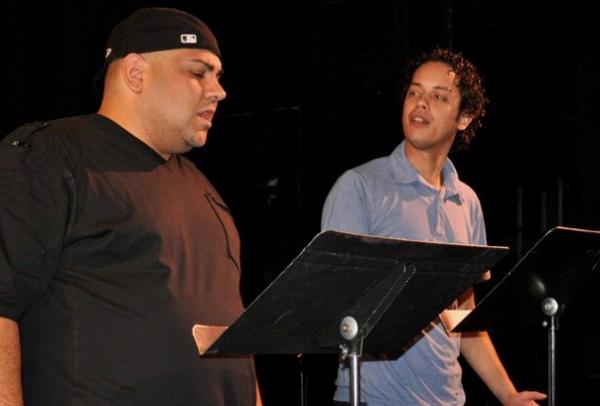 Dominic Colon & Flaco Navaja Photo