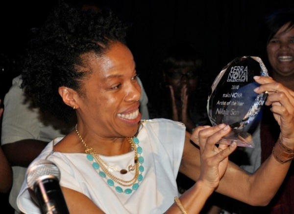 Photo Flash: 2010 soloNOVA Artist of the Year