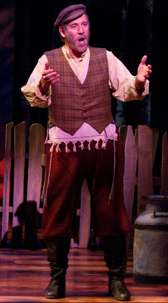 Photo Coverage: FIDDLER ON THE ROOF Opens at Walnut Street Theatre