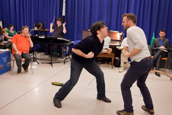 Joshua Bloom and Peter Tantsits