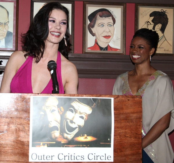 Photo Coverage: 2010 Outer Critic's Circle Theatre Awards!