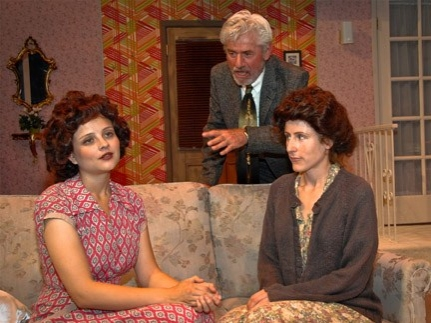 Photo Flash: A Shayna Maidel At International City Theatre