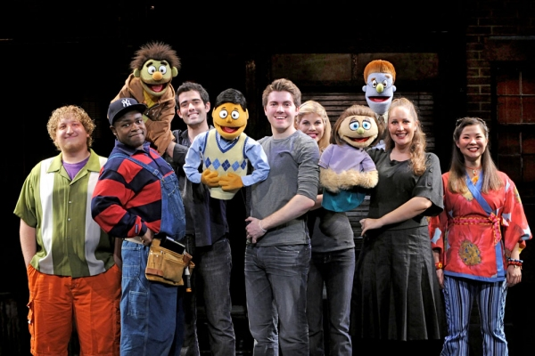 Photo Coverage: AVENUE Q Tour Plays the Civic Theatre, 7/6-7/11