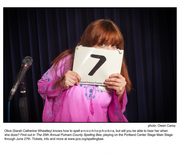 Photos: Portland Center Stage Presents 25th ANNUAL PUTNAM COUNTY SPELLING BEE