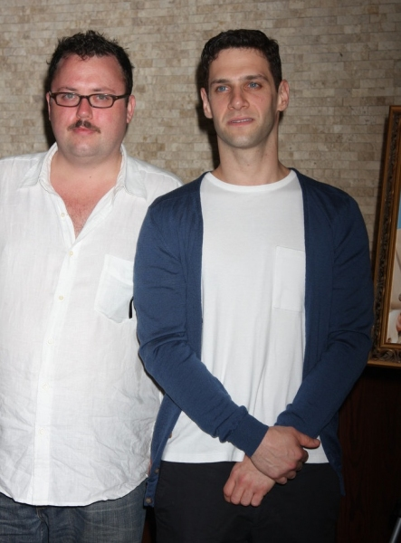 Jay Klaitz and Justin Bartha