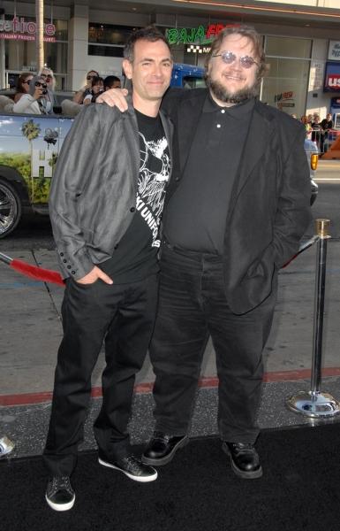 Vincenzo Natali and Guillermo Del Toro