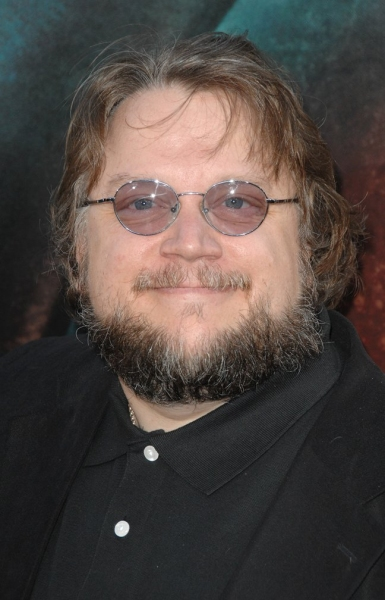 Guillermo Del Toro  at Brody-Led 'Splice' Premieres in Los Angeles