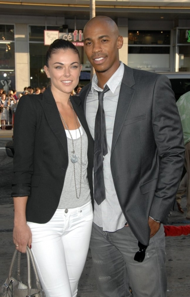 Mehcad Brooks and Guest