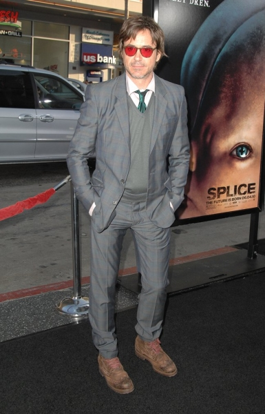 Photo Coverage: Brody-Led 'Splice' Premieres in Los Angeles