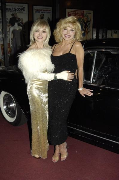 Judy Tenuta and Loni Anderson